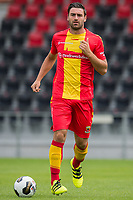 Sander Fischer during the team presentation of Go Ahead Eagles on July 15, 2016 at the Adelaarshorst Stadium in Deventer, The Netherlands.