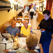 August 18, 2012 - New Rochelle, NY : Posto 22, located at 22 Division Street in New Rochelle, NY, serves gourmet Italian cuisine. CREDIT: Karsten Moran for The New York Times.