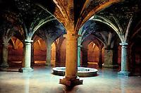 Maroc, Côte Atlantique, El Jadida, citerne portuguaise // Portuguese cisterne, El Jadida, Morocco