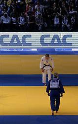 23.04.2010, Ferry Dusika Stadion, Wien, AUT, Judo European Championships, Claudia Ahrens (GER) vs Vlora Bedzeti (SLO), during Judo European Championships 2010, EXPA Pictures 2010, Photographer EXPA/S.Trimmel / SPORTIDA PHOTO AGENCY