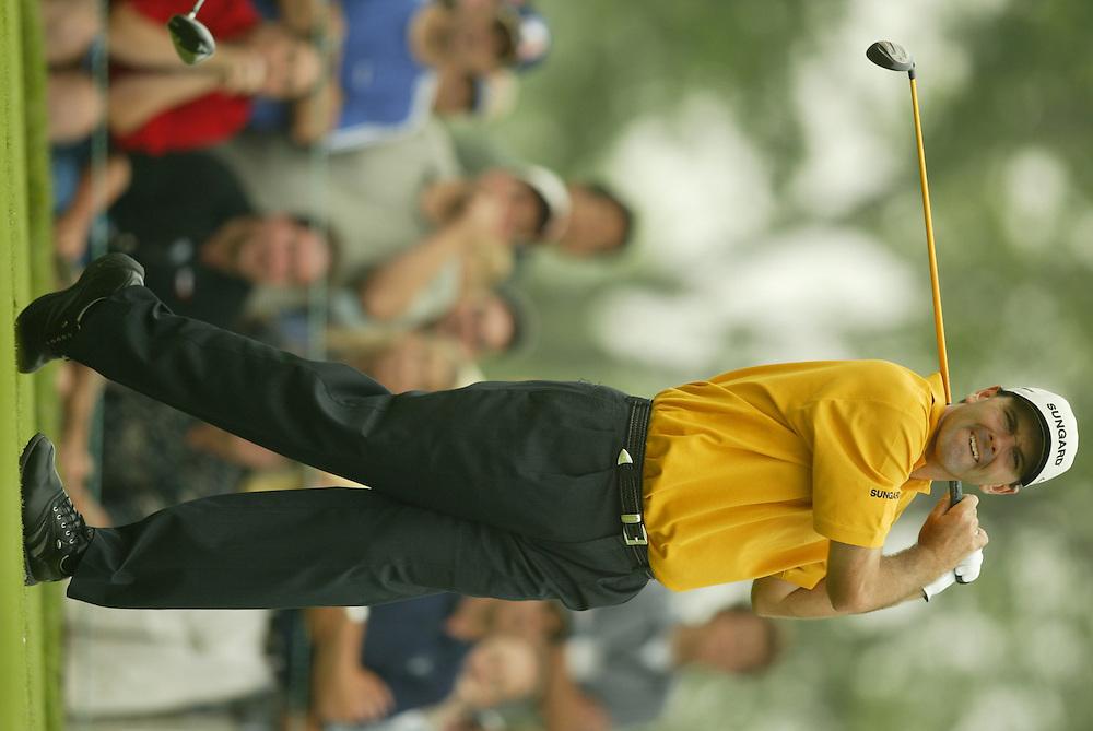 Len Mattiace..2003 U.S. Open..Second Round..Olympia Fields CC..Chicago, IL..Friday June 13 2003..photograph by Darren Carroll
