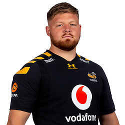 Jack Owlett of Wasps - Mandatory by-line: Robbie Stephenson/JMP - 28/08/2019 - RUGBY - Ricoh Arena - Coventry, England - Wasps Media Day