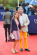 Nelson Monfort attends the 'Life' Premiere during the 41st Deauville American Film Festival on September 5, 2015 in Deauville, France