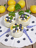 Motiv: Dessert Citron<br /> Recept: Katarina Carlgren<br /> Fotograf: Thomas Carlgren<br /> Användningsrätt: Publ en gång<br /> Annan publicering kontakta fotografen