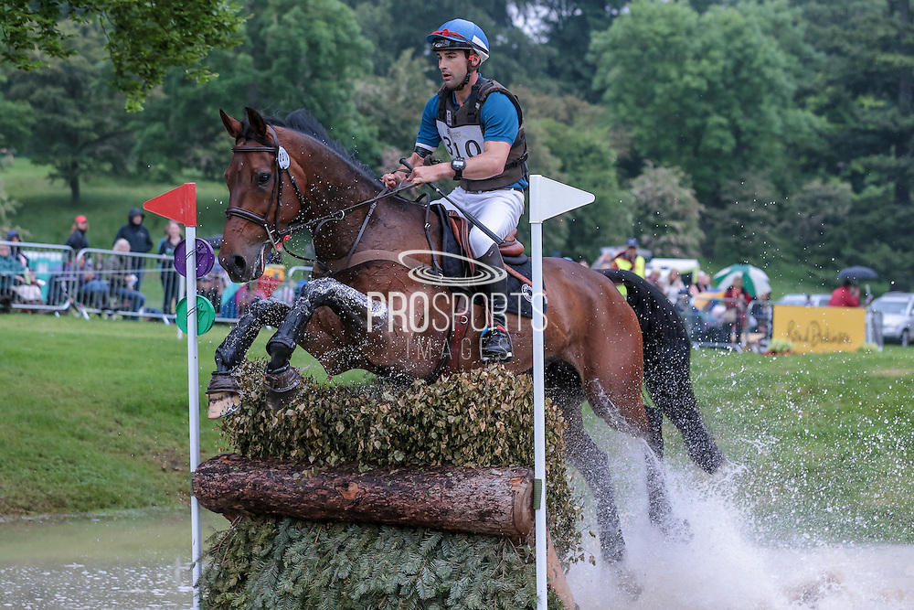 MOLOKAI ridden by Astier Nicolas at Bramham International Horse Trials 2016 at  at Bramham Park, Bramham, United Kingdom on 11 June 2016. Photo by Mark P Doherty.