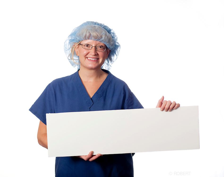 2011 Quality Campaign,  Saint Mary's Hospital. Emily Hibbard. (Photo by Robert Falcetti)