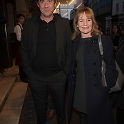Adrian Lukis Arriver at the Quiz press night at Noel Coward Theatre, London, UK