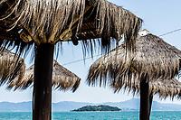 Praia de Canasvieiras. Florianópolis, Santa Catarina, Brazil. / Canasvieiras Beach. Florianopolis, Santa Catarina, Brazil.