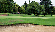 1st green right hand side bunker, at The Wanderers Golf Club, Gauteng, Johannesburg, South Africa.  12/01/2016. Picture: Golffile | David Lloyd<br /> <br /> All photos usage must carry mandatory copyright credit (© Golffile | David Lloyd)