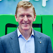 Tim Peake attend the Shaun the Sheep Movie: Farmageddon, at ODEON LUXE on 22 September 2019,  London, UK.