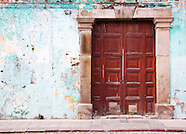 Windows, Doors and People of Antigua, Guatemala