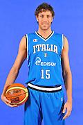 17.03.2009<br /> DOMEGGE DI CADORE <br /> RADUNO NAZIONALE ITALIANA MASCHILE<br /> NELLA FOTO: ANGELO GIGLI