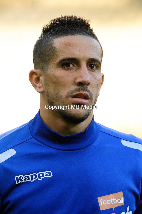Florian RASPENTINO - 23.09.2015 - Lyon / Bastia - 7eme journee de Ligue 1<br /> Photo : Jean Paul Thomas / Icon Sport