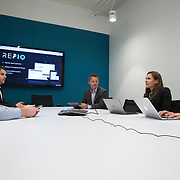 Founded in 2016 by Shawn Carpenter, a serial entrepreneur, and Jonathan Suchland, a former Amazon software development manager, Chicago-based RepIQ crawls the internet to create a database of more than 1 million companies salespeople can tap into, then suggests the best leads to reps.