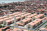 Fortaleza_CE, Brasil.<br /> <br /> Conjunto Habitacional Vila do Mar em Fortaleza, Ceara.<br /> <br /> The aerial view of Vila do Mar housing state in Fortaleza, Ceara.<br /> <br /> Foto: JOAO MARCOS ROSA / NITRO