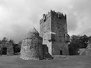 Aughnanure Castle, Oughterard, County Galway ñ c.1490.