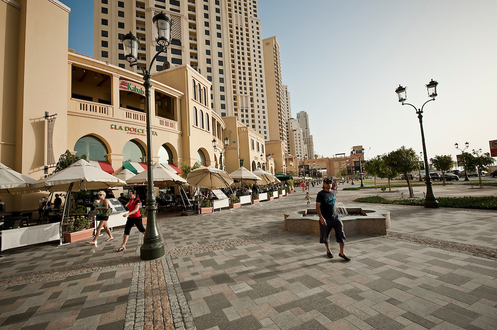 Jumeirah Beach Residence Archive of images of Dubai by Dubai photographer Siddharth Siva