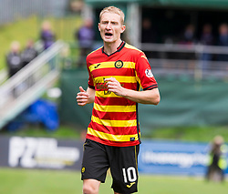 Partick Thistle Chris Erskine    during the Betfed Cup Second Round match at the Energy Check Stadium at Firhill, Glasgow.