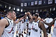 team ,  delusione <br /> Virtus Segafredo Bologna - Vanoli Cremona<br /> Legabasket serie A 2018/19<br /> Bologna 28/10/2018<br /> <br /> Foto Ciamillo-Castoria / GiulioCiamillo