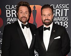 13 JUNE 2018 Classic Brits