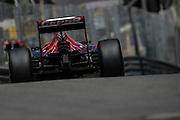 May 24, 2014: Monaco Grand Prix: Jean-Eric Vergne (FRA), Toro Rosso-Renault