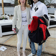 NLD/Amsterdam/20120419 - Lancering Moet Ice Imperial, Django Steenbakker