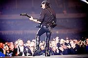 Frankfurt am Main | 12.05.2010..Die Deutsche Rock-Band Scorpions live in der Festhalle in Frankfurt bei ihrer Farewell-Tour, hier: Gitarrist Matthias Jabs...Foto: peter-juelich.com..[No Model Release | No Property Release]