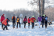 Mongolia 1 - Genghis Khan Ice Marathon 2016