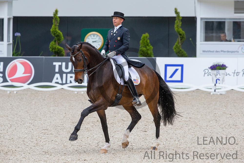 Steffen Peters - Legolas 92<br /> World Equestrian Festival, CHIO Aachen 2015<br /> &copy; DigiShots