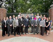 Professional MBA Group Portrait. Photo by Lauren Pond