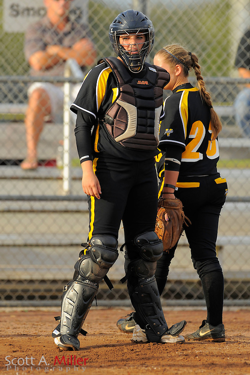 Gold Coast Hurricanes in action on Oct. 7, 2011 in Kissimmee, Fla...©2011 Scott A. Miller