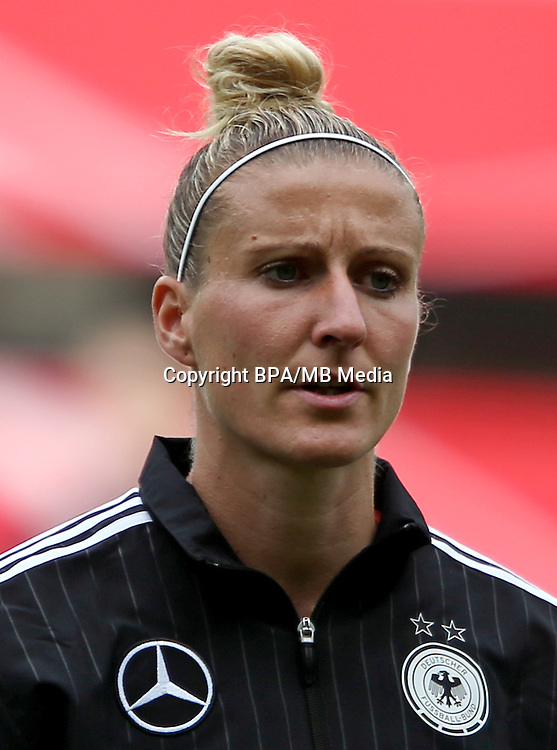 Fifa Woman's Tournament - Olympic Games Rio 2016 -  <br /> Germany National Team - <br /> Anja Mittag