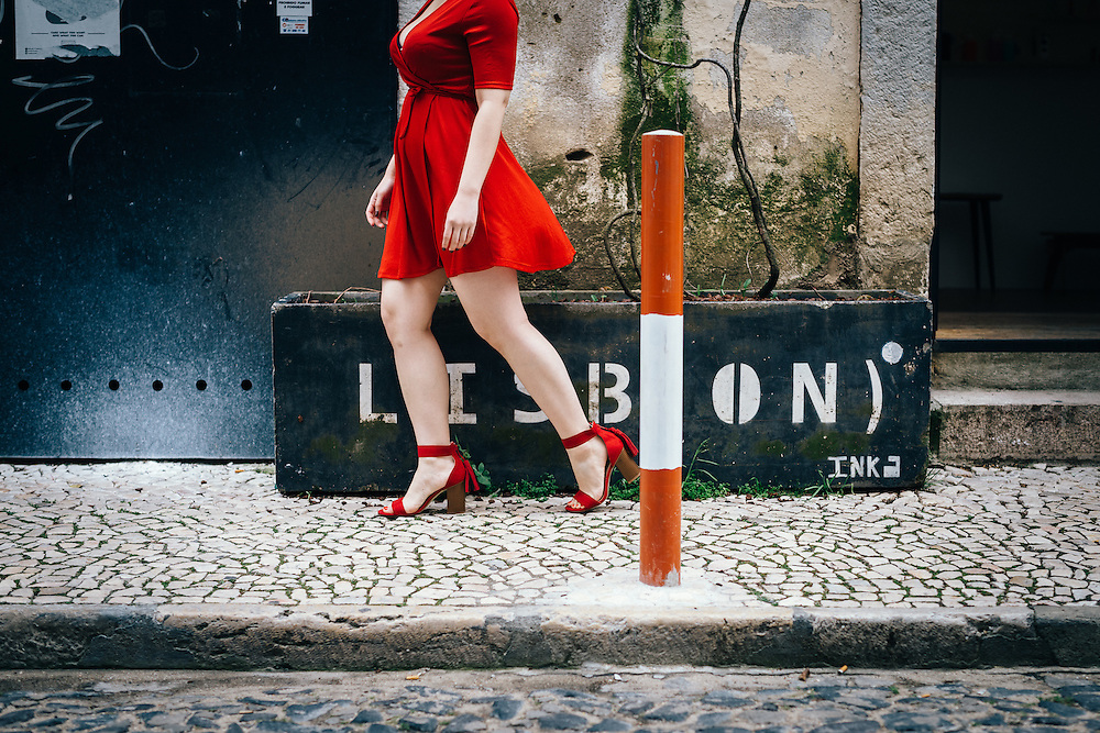 Portrait Session in Lisbon, Portugal by Nuno Patrício Photography