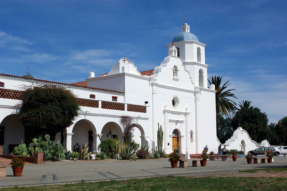 Mission San Luis Rey de Francia, Oceanside, San Diego, California, United States of America