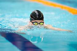 ZHANG Meng CHN at 2015 IPC Swimming World Championships -  Women's 100m Breastroke SB9