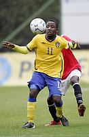 Fotball<br /> Landskamp G15<br /> Sverige v Norge 0:3<br /> Arvika<br /> 23.09.2010<br /> Foto: Morten Olsen, Digitalsport<br /> <br /> Yanku Marrah - BP