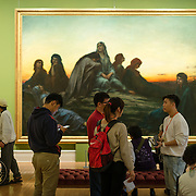 Chimei Museum is a comprehensive museum with wide collections of Western art, musical instruments, weaponry and natural history. There are four exhibition rooms, one temporary exhibition gallery and a sculpture hall in the main building