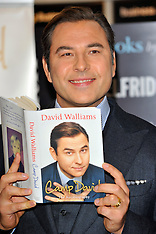 OCT 12 2012 David Walliams Book Signing