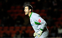 Photo: Alan Crowhurst.<br />Southampton v Cardiff City. Coca Cola Championship. 13/03/2007. Southampton's Kelvin Davis.