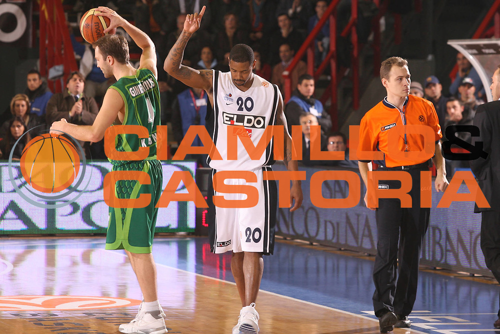 DESCRIZIONE : Napoli Eurolega 2006-07 Eldo Napoli Zalgiris Kaunas <br /> GIOCATORE : Trepagnier <br /> SQUADRA : Eldo Napoli <br /> EVENTO : Eurolega 2006-2007 <br /> GARA : Eldo Napoli Zalgiris Kaunas <br /> DATA :21/12/2006 <br /> CATEGORIA : Ritratto <br /> SPORT : Pallacanestro <br /> AUTORE : Agenzia Ciamillo-Castoria/G.Ciamillo