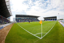 Falkirk stadium..Falkirk 2 v 0 Elgin City, Scottish Communities League Cup, 1st Round.