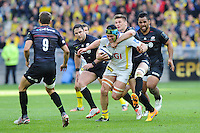 Julien BONNAIRE - 18.04.2015 - Clermont / Saracens - 1/2Finale European Champions Cup<br />