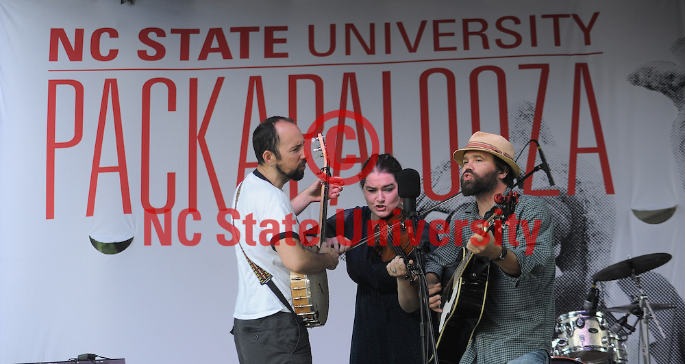 The Zinc Kings perform at Packapalooza.