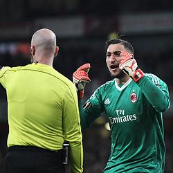 Arsenal v AC Milan | Europa League | 15 March 2018