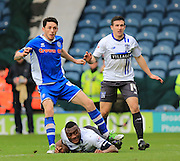 Ian Henderson, * during the The FA Cup match between Rochdale and Bury at Spotland, Rochdale, England on 6 December 2015. Photo by Daniel Youngs.