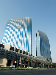 company headquarters of Emaar in Dubai United Arab Emirates