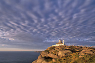 Lighthouse, Cape Spear National Historic Site, Newfoundland, Canada