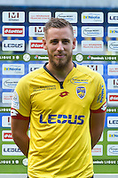 Pierre Gibaud of Sochaux during the FC Sochaux photocall for the season 2016/2017 in Sochaux on September 20th 2016<br /> Photo : Philippe Le Brech / Icon Sport