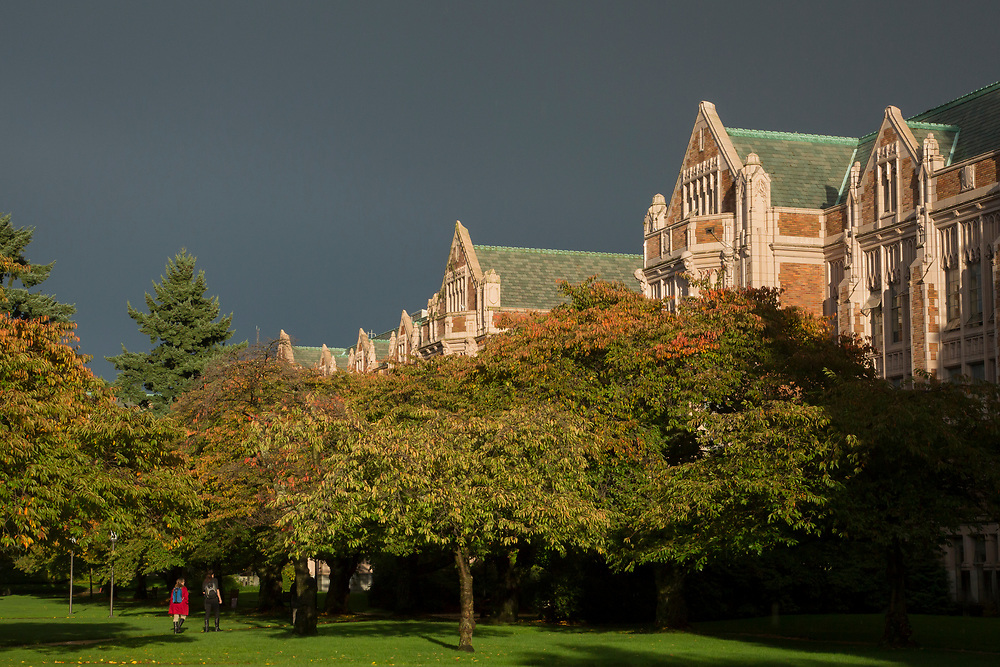United States, Washington, Seattle, University of Washington