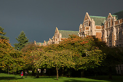 United States, Washington, Seattle, University of Washington